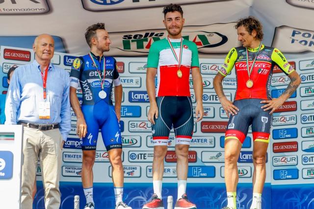Campionato Italiano Strada 2016 - Uomini Elite - Boario Terme - Boario Terme 220 km - 26/06/2016 -  - foto Luca Bettini/BettiniPhoto©2016